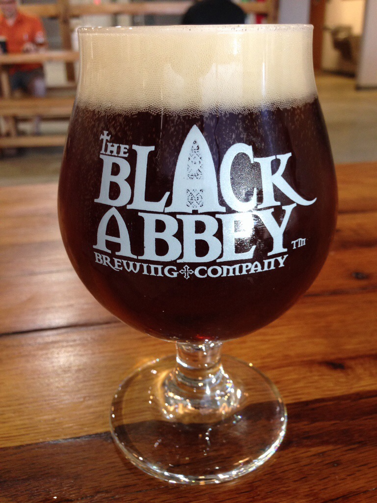 The black abbey brewing company beer in nashville for Best craft beer in nashville