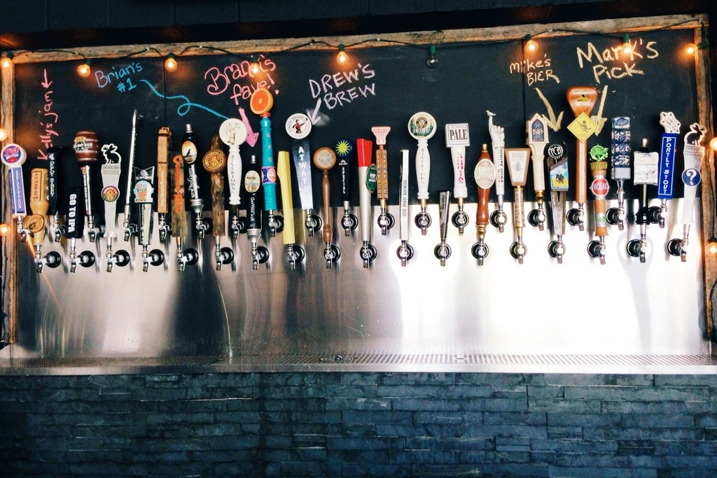 Hops crafts beer in nashville for Best craft beer in nashville